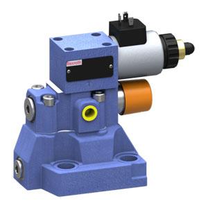 Предохранительные пропорциональные клапаны, непрямого управления, с защитой от максимального давления, с интегрированными электронными устройствами (OBE)/без них DBEM, DBEME