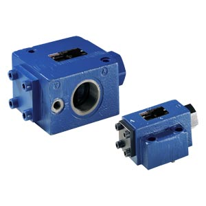 Обратные клапаны с гидравлической блокировкой SV 30