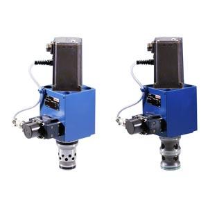 2- и 3-ходовые встроенные регулирующие клапаны .WRC(E)…/S