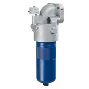 Блочный фильтр для наружной установки, присоединяемый фланцами сбоку 350 PSF(N)