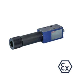 Редукционный клапаны прямого действия ZDR 6 D...XC