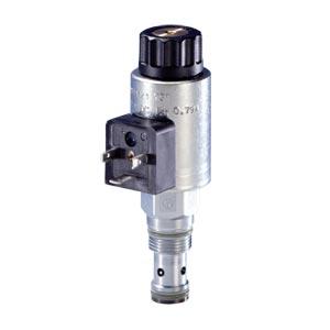2/2-ходовые распределители клапанного типа прямого действия с электромагнитным управлением KSDE.1 N/P