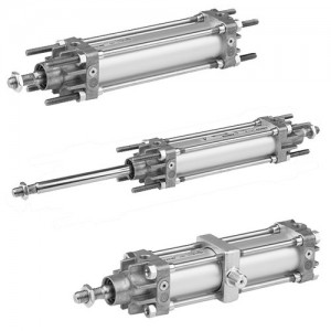 Цилиндры C12P, CNOMO NFE 49-001