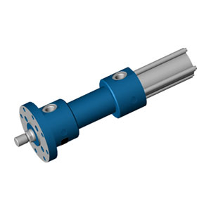 CS – Дифференциальный цилиндр с системой измерения хода CSM1