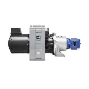 Приводы насосов с изменяемой скоростью вращения Sytronix FcP 5010
